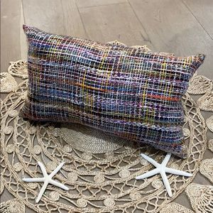 West Elm Decorative pillows
